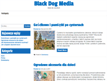 Tablet Preview of blackdogmedia.pl